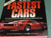 WORLD'S FASTEST CARS : THE (Chapman & McGovern 1990)